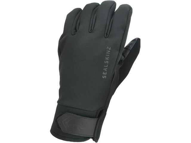 Sealskinz Waterproof All Weather Insulated Gloves Dame Black